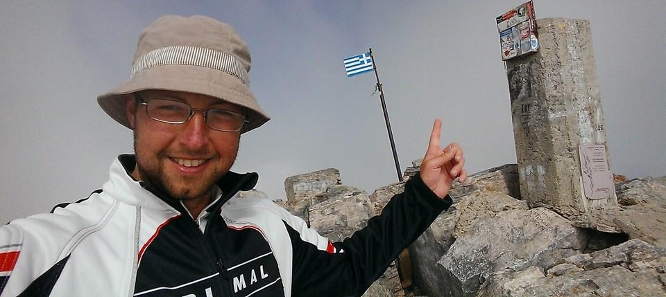 Olimp – Mitikas 2917m.npm, Grecja